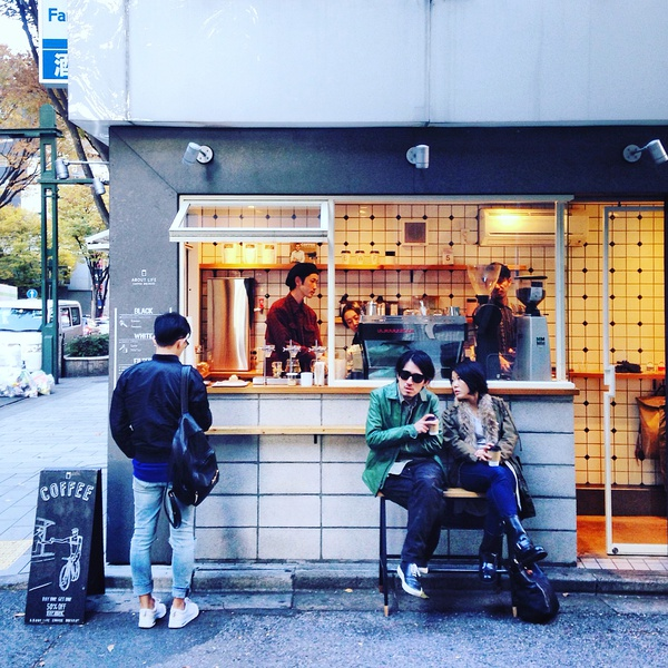 About Life Coffee, Tokyo