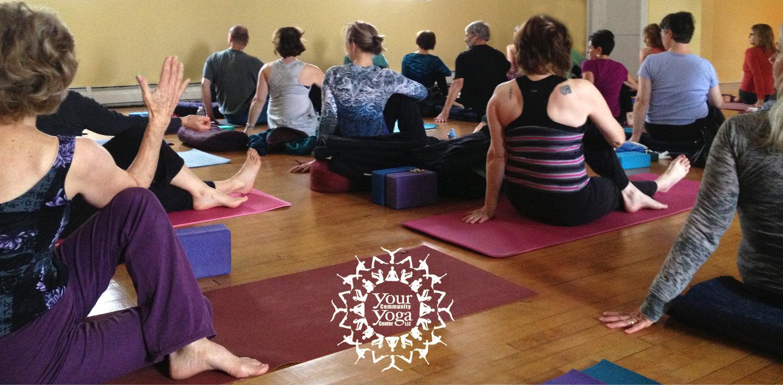 Your Community Yoga Center