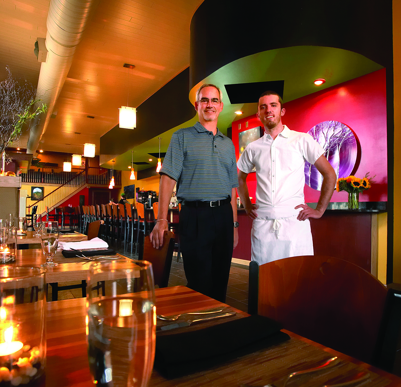 Owners, J.B. Innes and Executive Chef Dan Kern