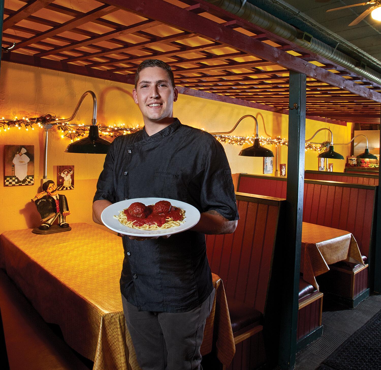 Chef Zach Kortyka