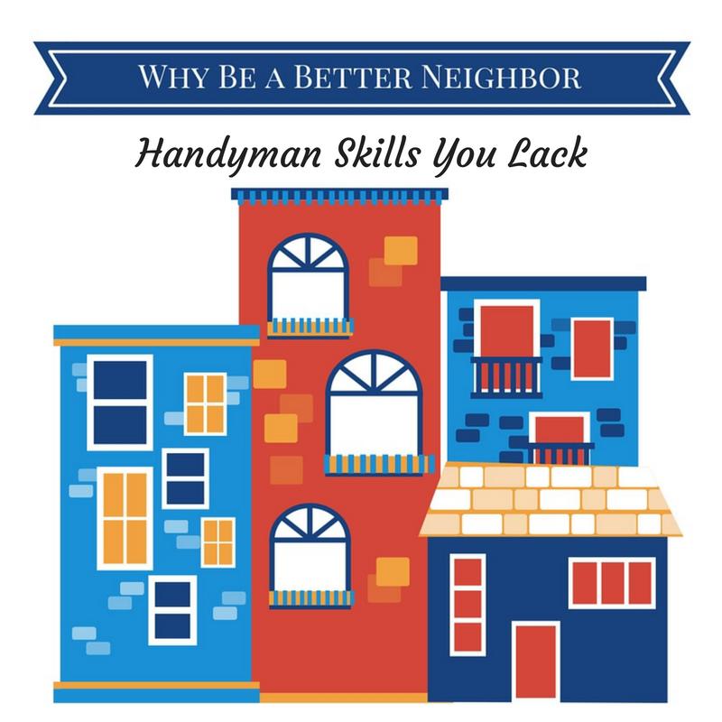 Handyman Skills You Lack