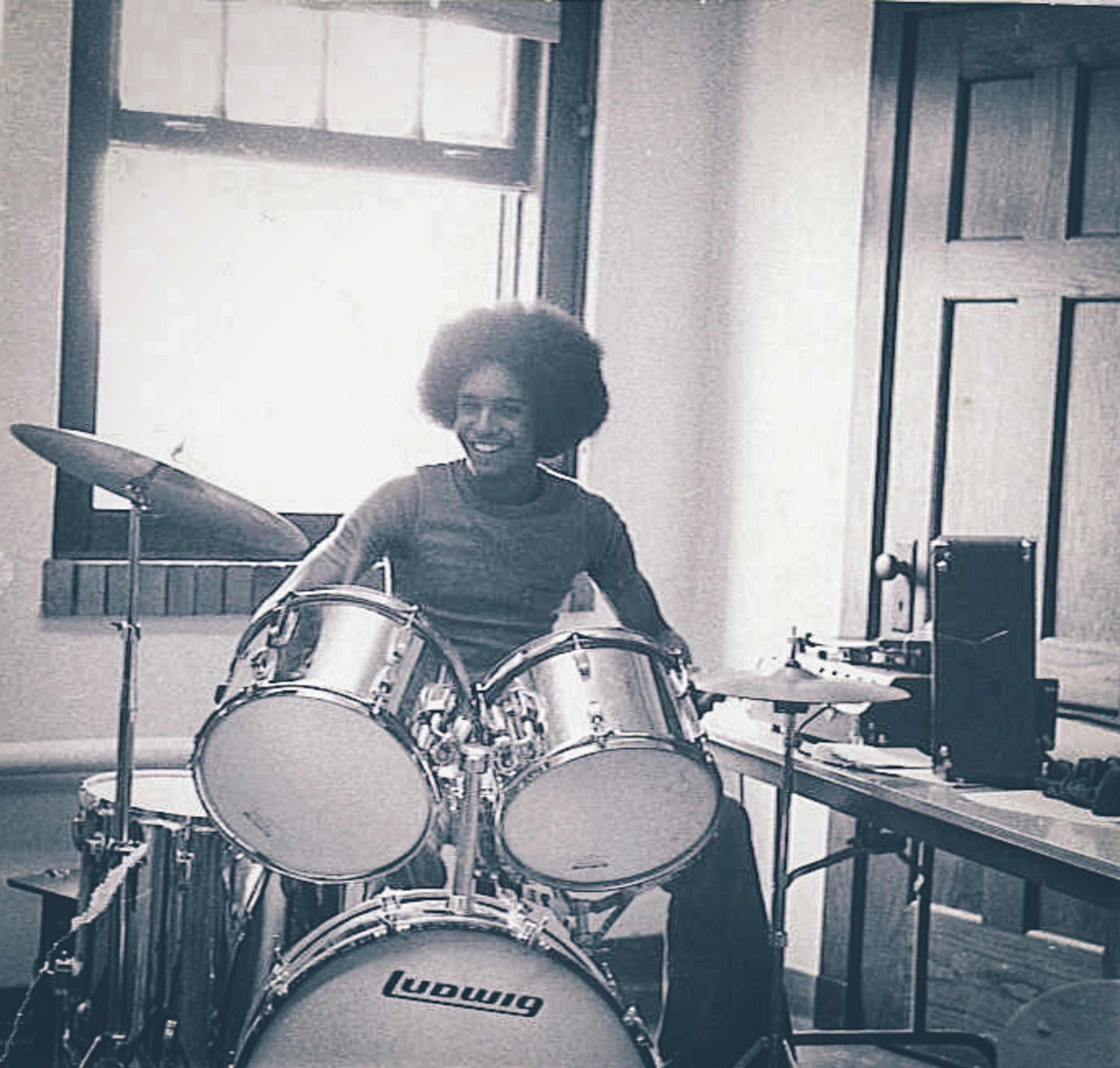 Band Room University City Senior High 1976