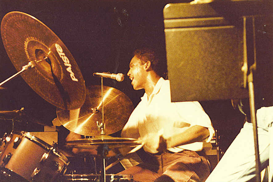 Burrage Ensemble w/ Kenny Kirkland ,  Marcus Miller  &  Joe Ford  Seventh Ave. South 1980