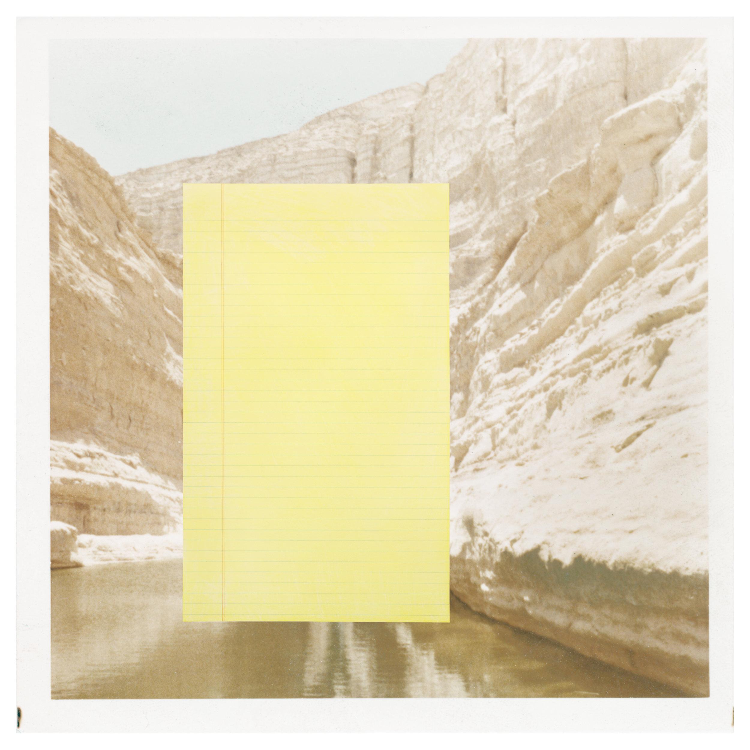 Cave  2015  Hahnamuela archival inkjet paper, pastel, pencil  24 X 24 Inches