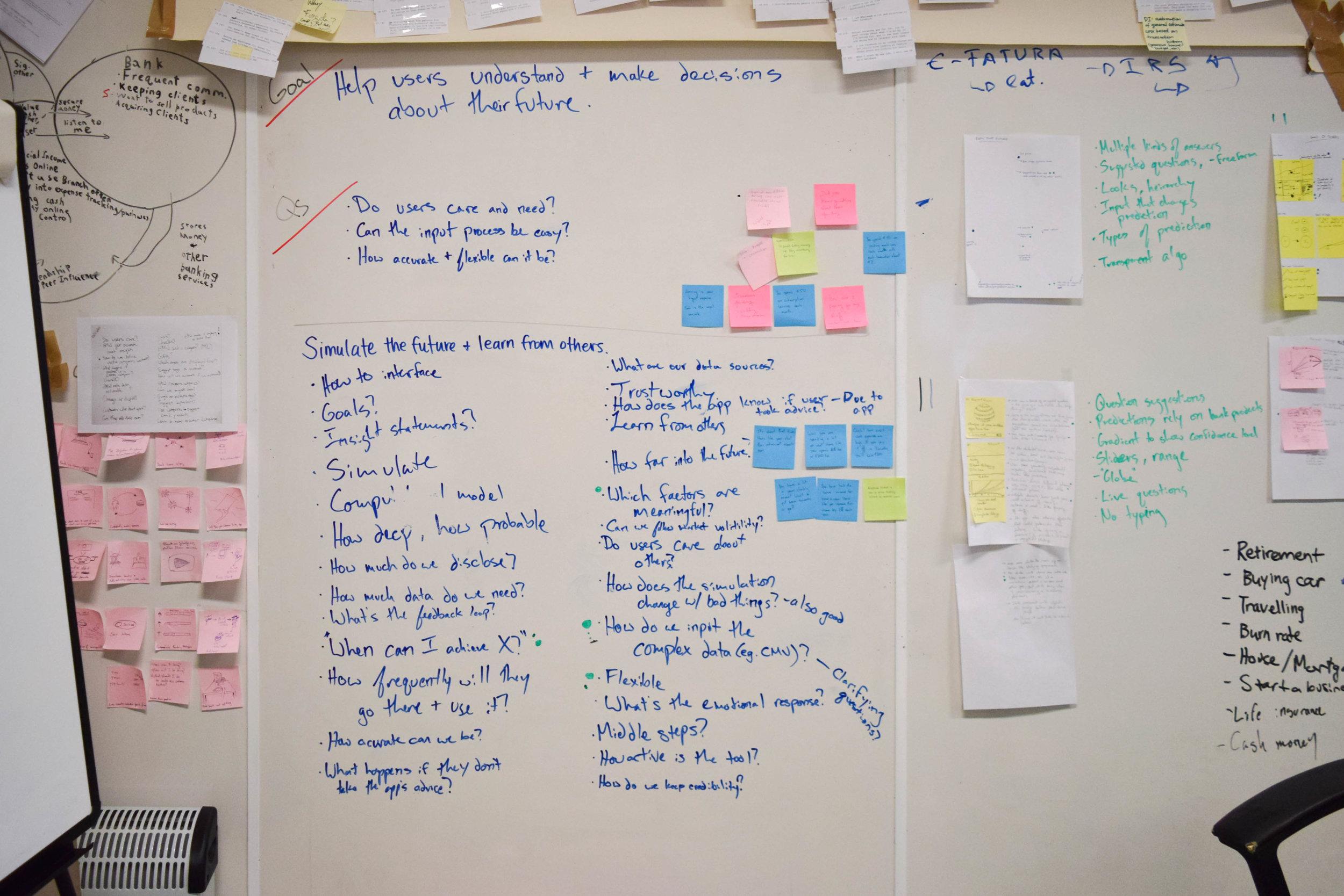 Stating Goals & Questions