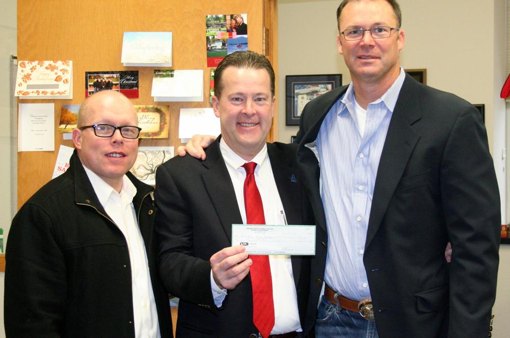 Greene Idaho Donation