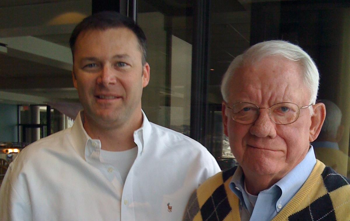 Doug Okuniewicz & John david Crow