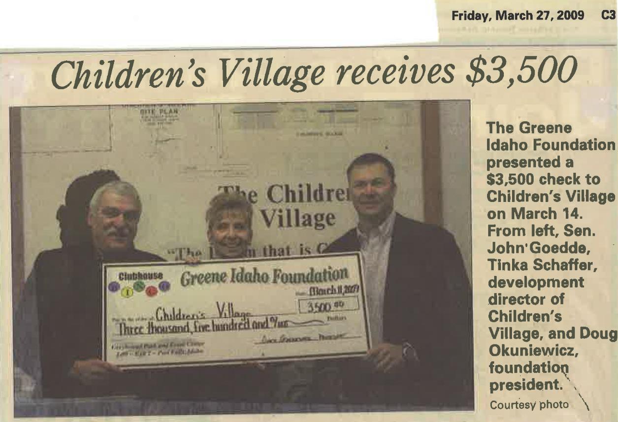 Childrens Village 2009 .png