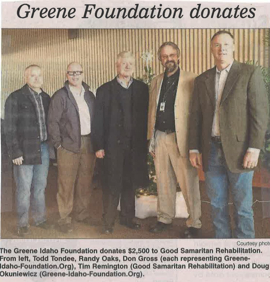Good Samaritan donation 2015.png