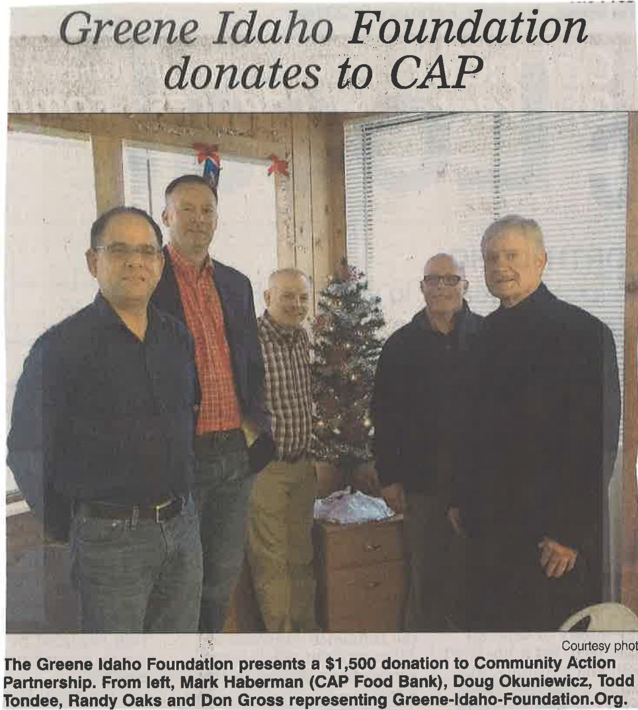 CDA food bank donation 2015.png
