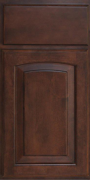 Cherry Arch Door