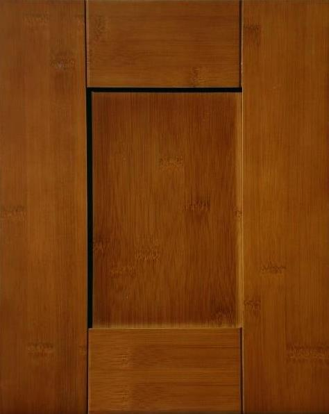 Bamboo Scotch Shaker Door