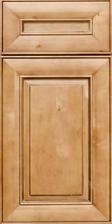 Ginger Square Door