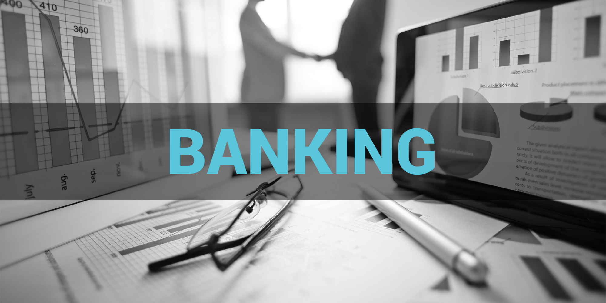 banking home banner