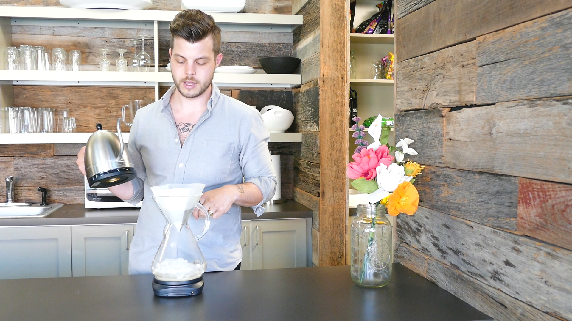 How To Make Flash-Chilled Iced Coffee In 6 Easy Steps