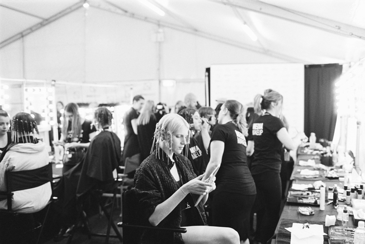 adelaide fashion festival 2016-model-backstage