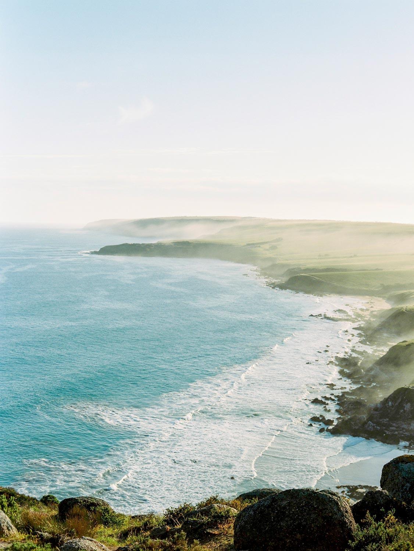 Australian Film Photographer Ocean by Bentinmarcs Photography