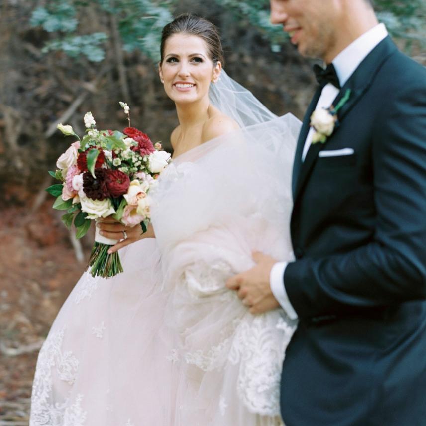 Glen Ewin Estate Wedding Photos