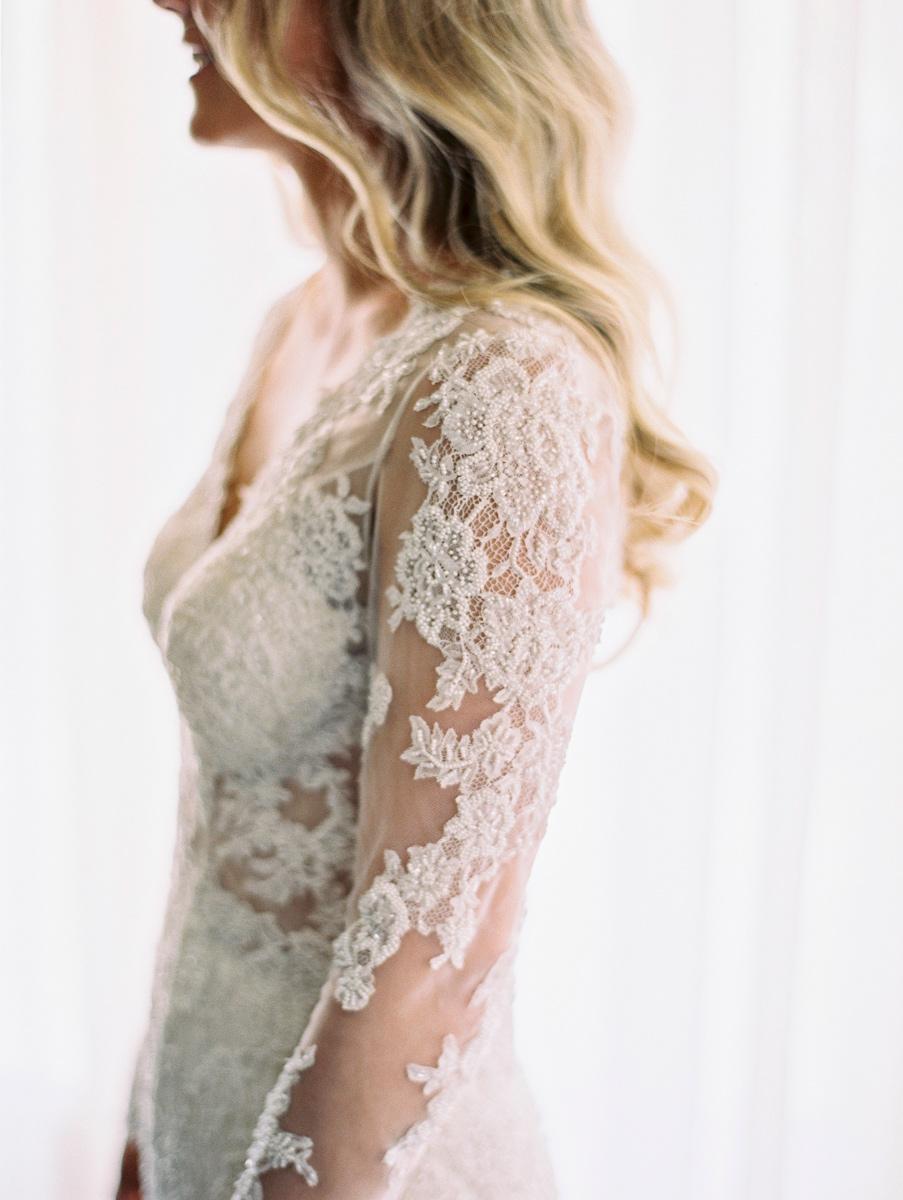 Long Sleeved Wedding Dress Adelaide