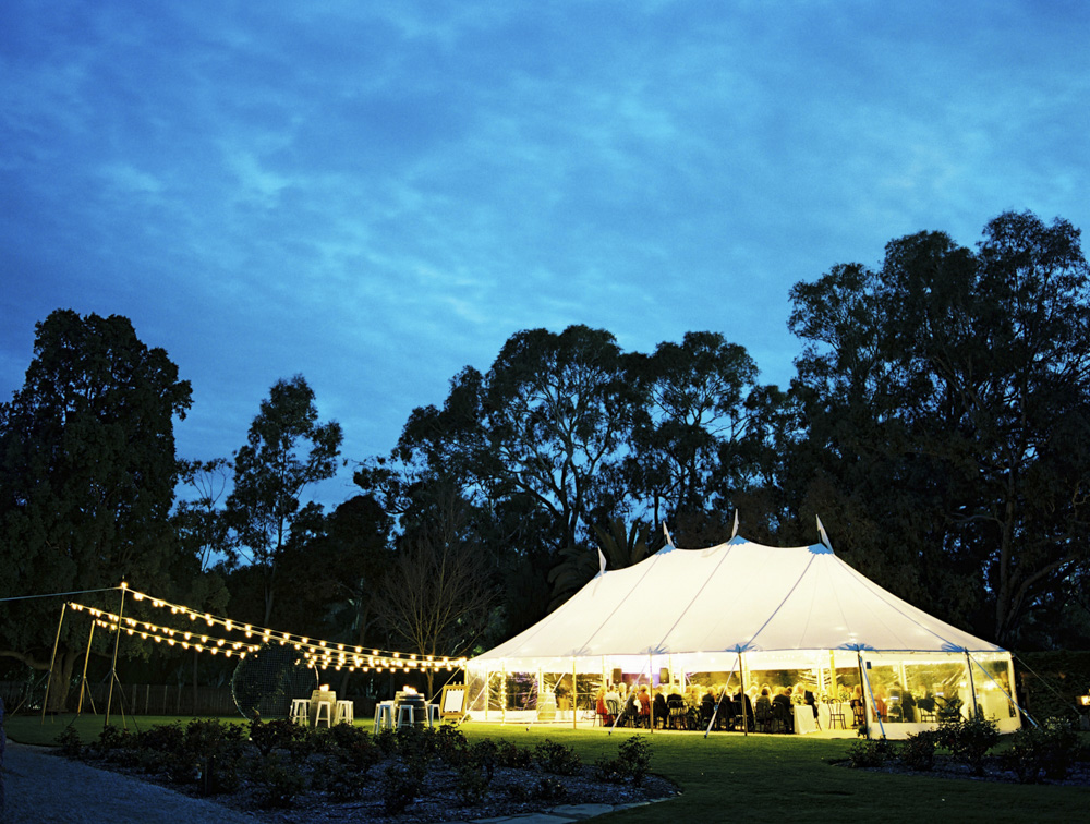 Kata Lane Hampton Tent Wedding