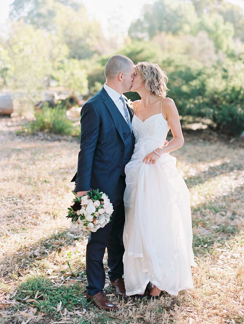 Relaxed Natural wedding photography Adelaide