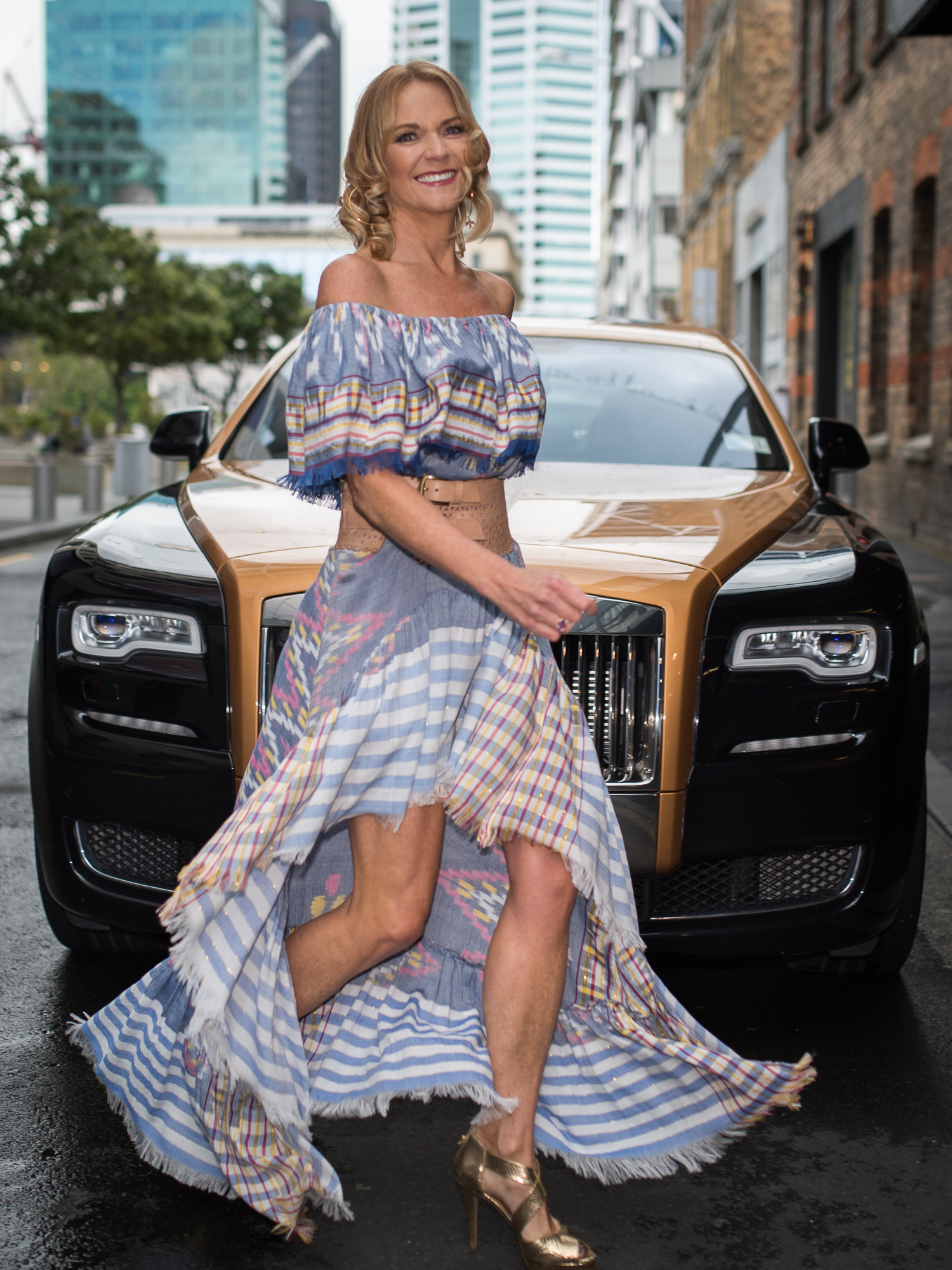 Auckland portrait photographer, Personal branding photography, Zambessi, Rolls Royce