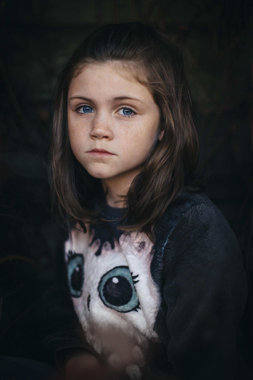 Kids portrait photographer Auckland, Auckland portrait photographer, portrait photographer auckland, blue eyes, h&m