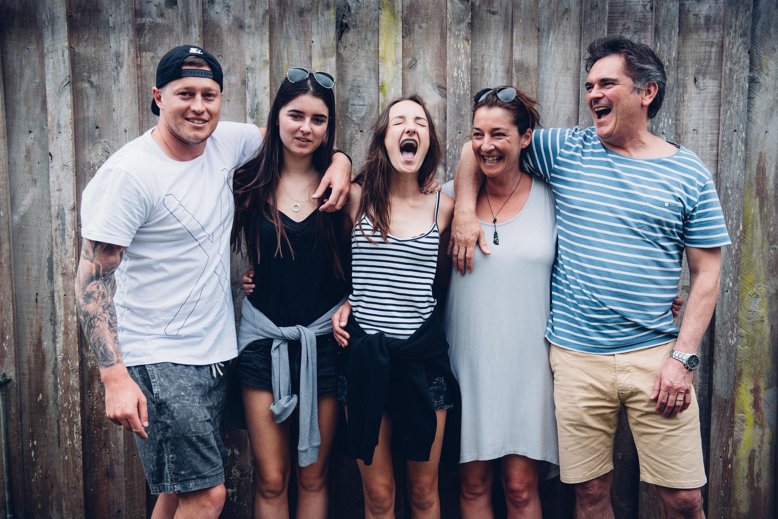 Auckland Family portrait photographer, award winning photographer