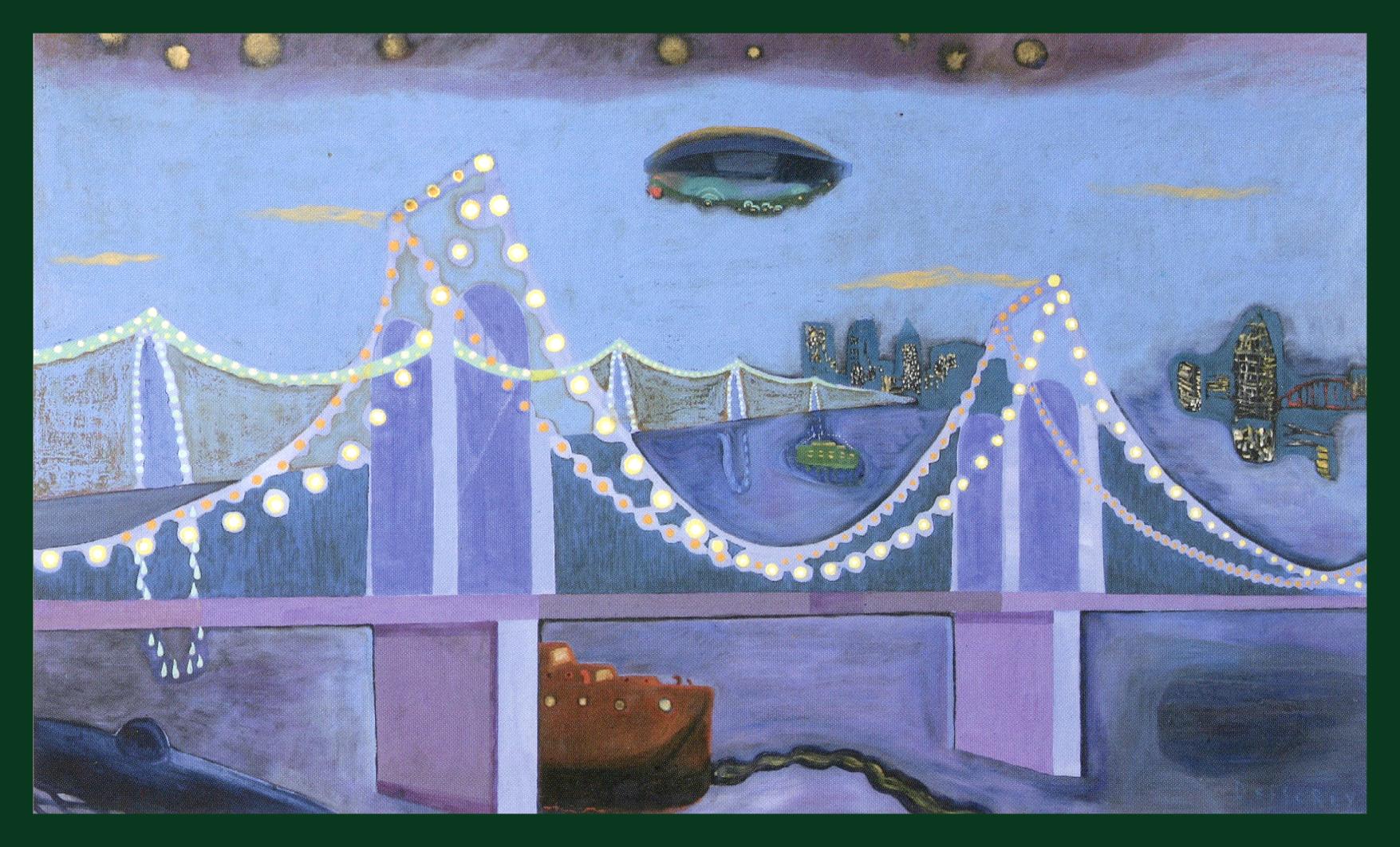 Night & Bridges