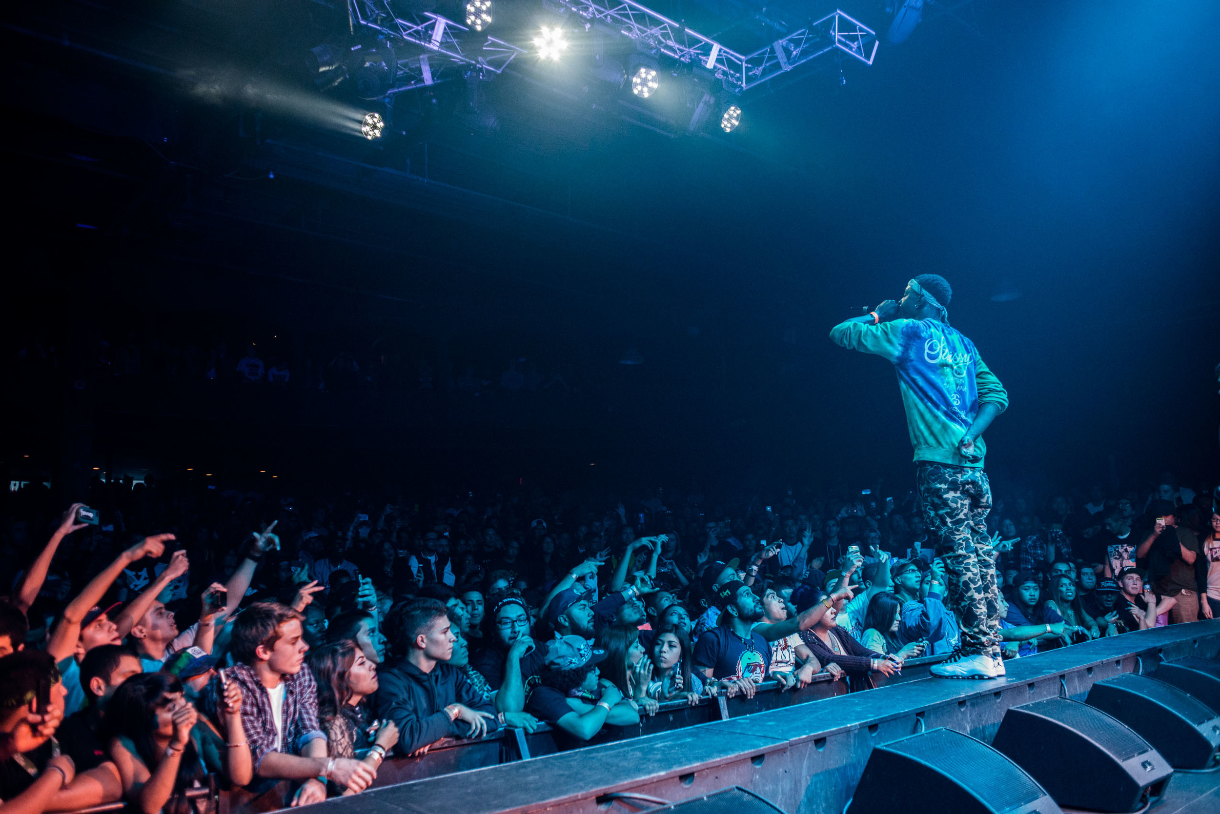 The Underachievers @ The Smoker's Club Tour