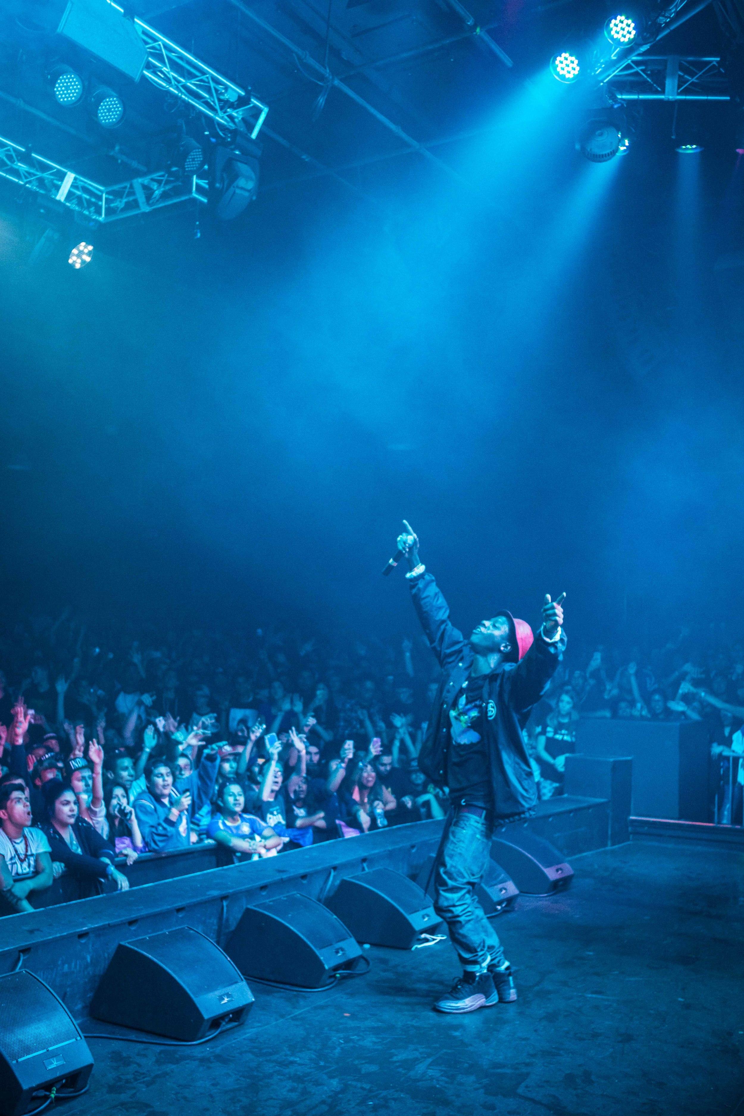 Joey Badass @ The Smoker's Club Tour