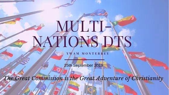 EDE, DTS, Misiones, JUCUM, YWAMTeam Member Application Form