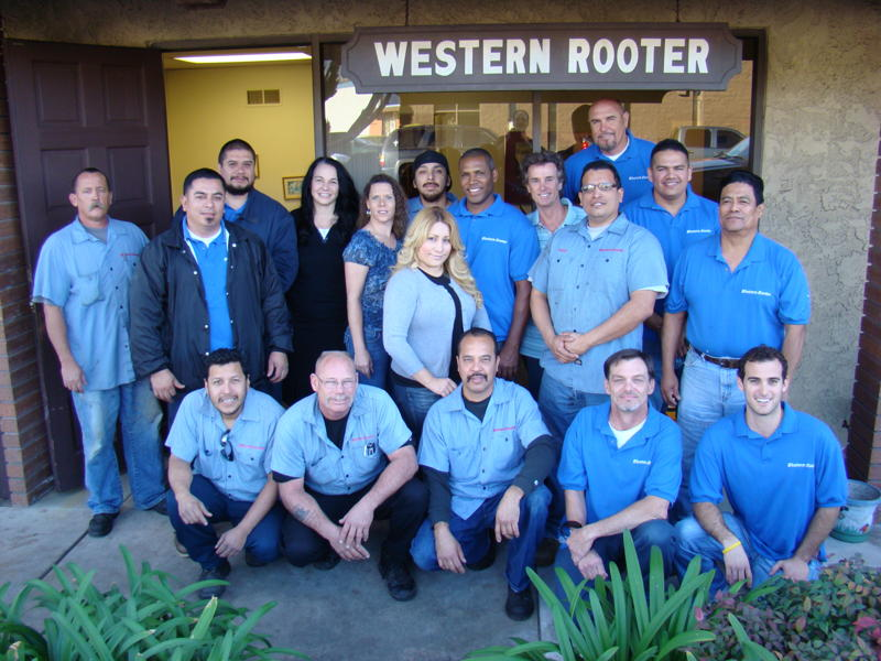 Western Rooter Family, 24/7 plumbing and drain cleaning experts