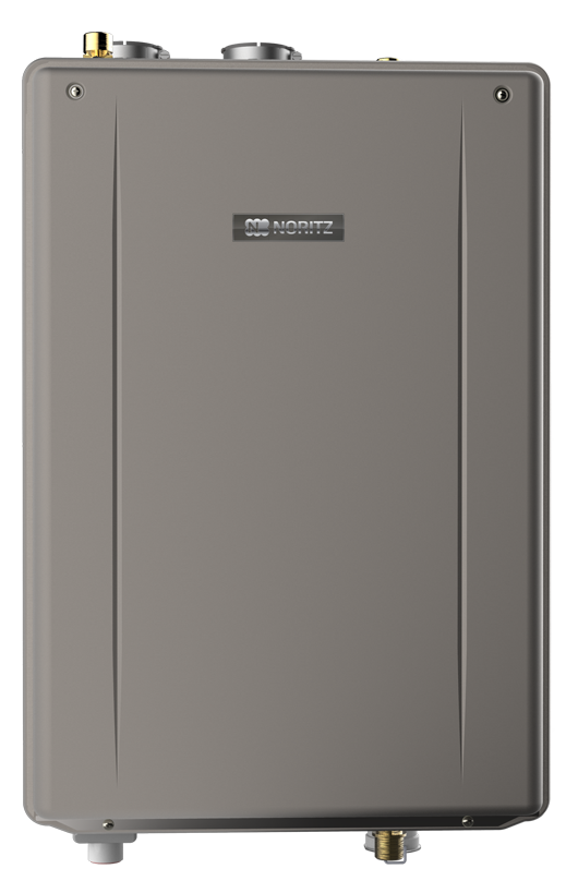 EZ 98 - Home Size  Southern climate: 3-3.5 baths  Northern climate: 2 bathsIndoor Unit Dimensions 27.0 X 18.5 X 12.8Outdoor Unit Dimensions 27.0 X 18.5 X 12.8Weight 81 lbsGas Consumption Min 18,000 btuh Max 180,000 btuh(NG & LP) Natural Gas/PropaneCapacity Range 0.5 - 9.8 GPMUniform Energy Factor 0.96 (NG) | 0.96 (LP)Temperature Settings 100 – 140°F( IN 5° F Intervals)Notes Versatile venting options: Flex Vent, Direct Vent, Single Vent, Outdoor (additional accessory required)