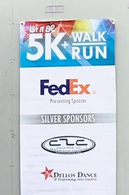 Let It Be 5K Walk/Run Sponsors