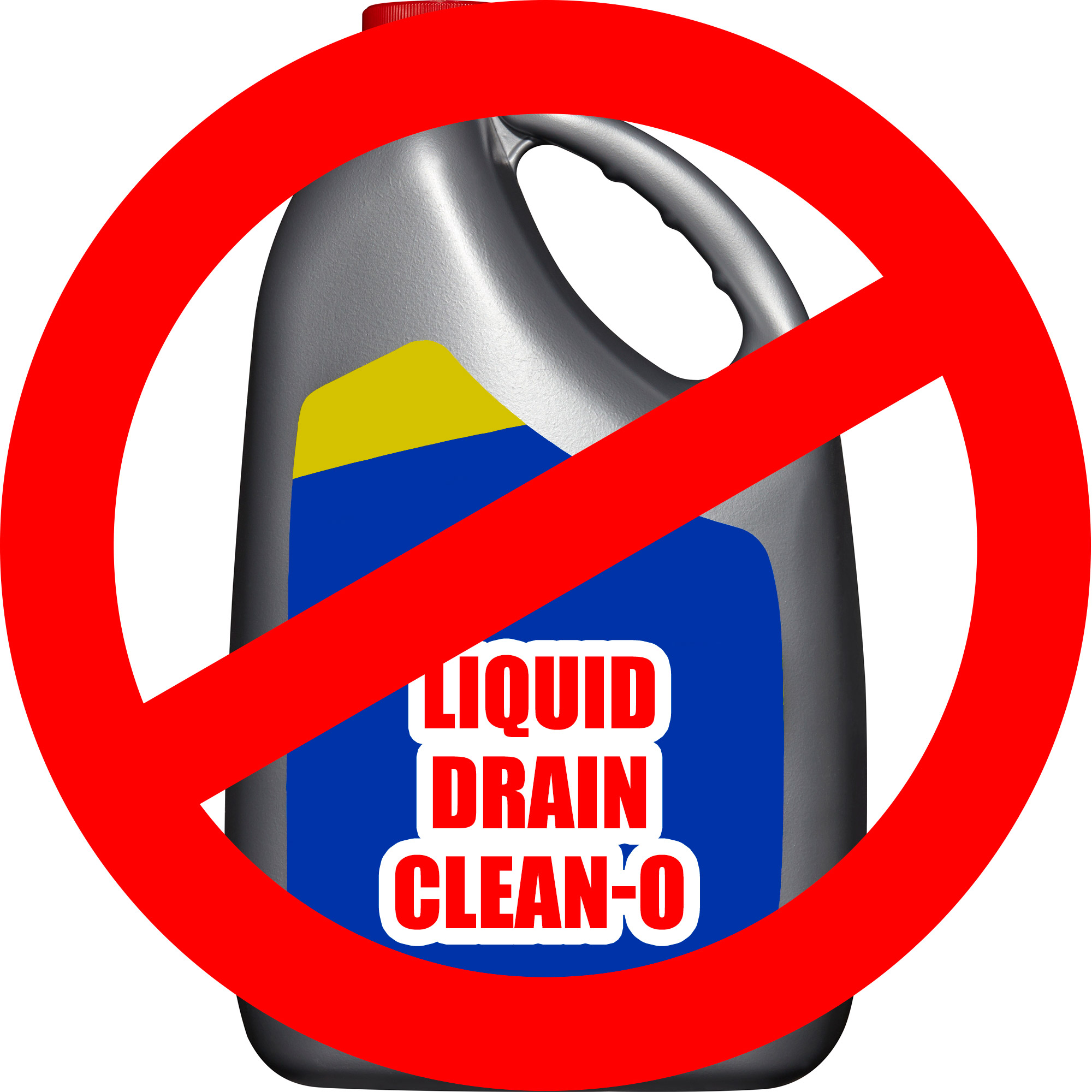 When your toilet or drain clogs, do you reach for a liquid, chemical clog remover? Did you know, plumbers strongly recommend against using chemical drain clog removers? They're hard on your plumbing, environmental and safety hazards as well.