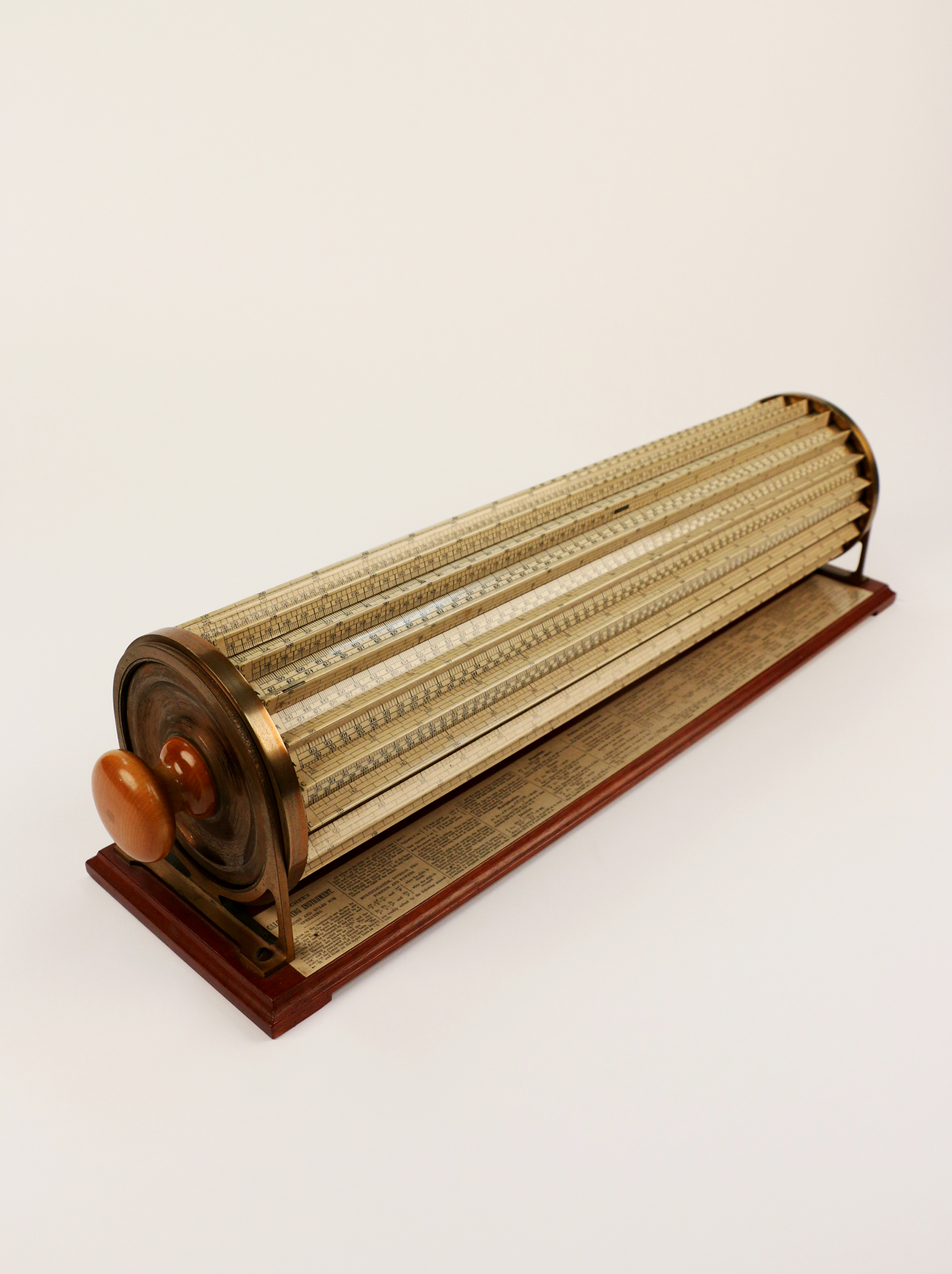 Thacher's Calculating Instrument — Techer