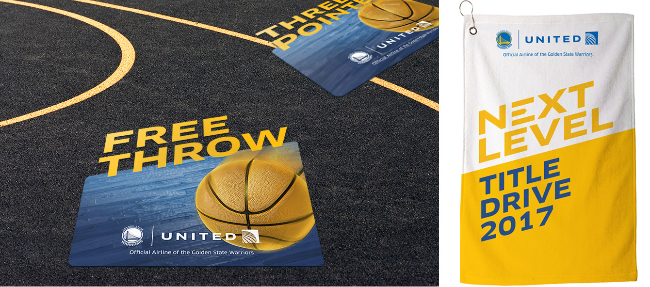 Player Position Ground Decals & Rally Towel Giveaway