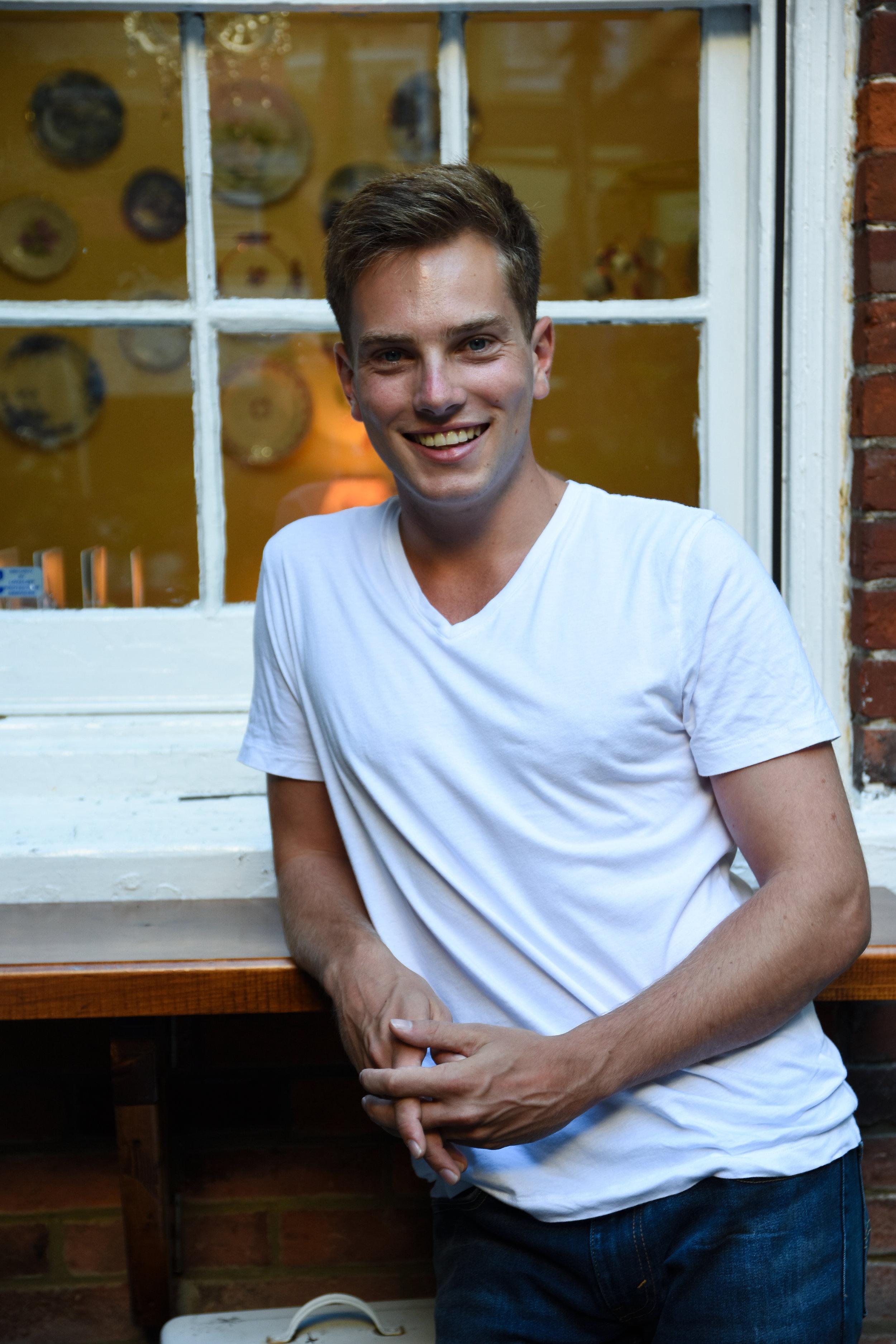 Cameron McMillan / Head of Socials