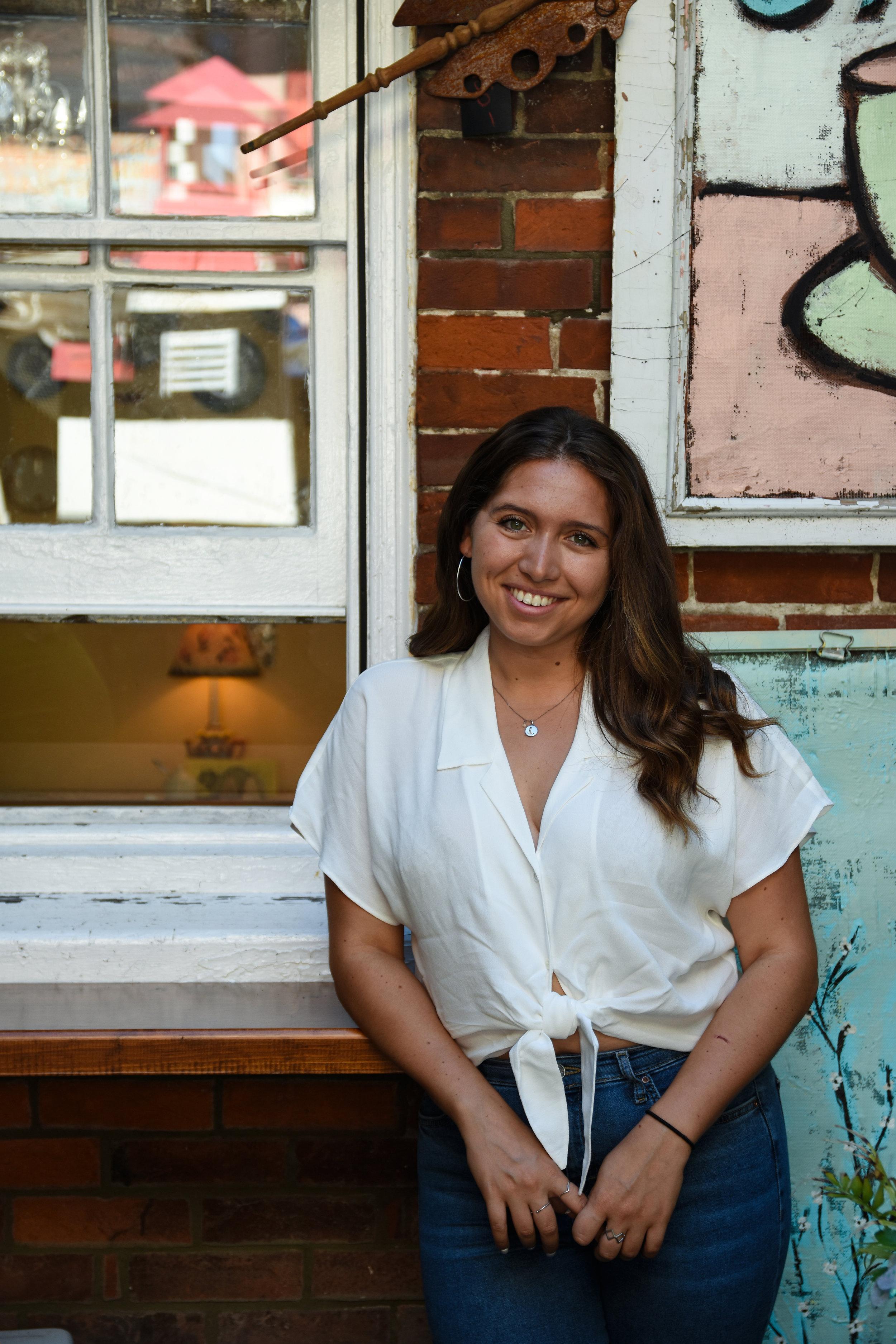 Laura Rubino / Head of Clothing