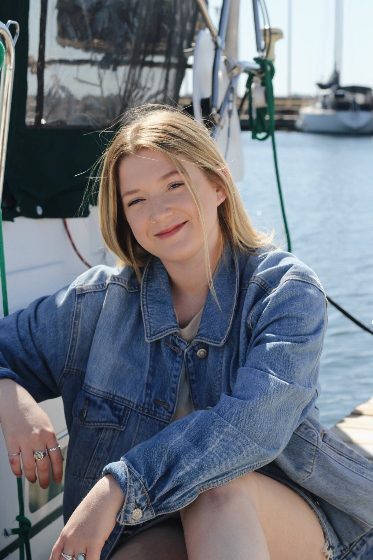 Amanda Rankin // Head of Tech and Lighting