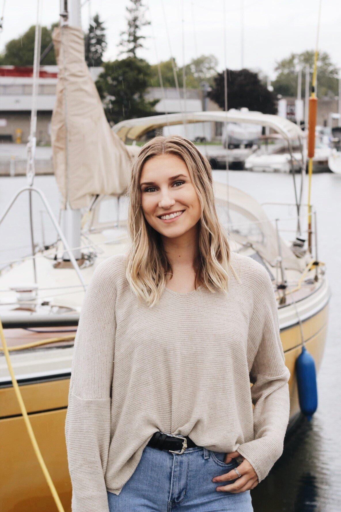 Ciara Halloran // Head of Charity