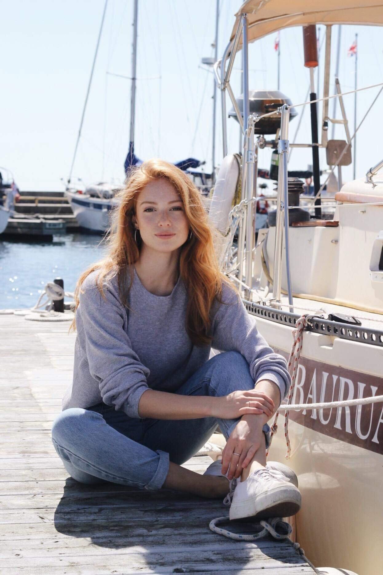 Sarah Mayo // Head of Model