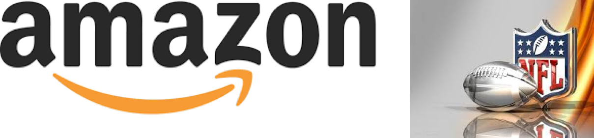 Amazon's first live stream of Thursday NFL games is September 28th.