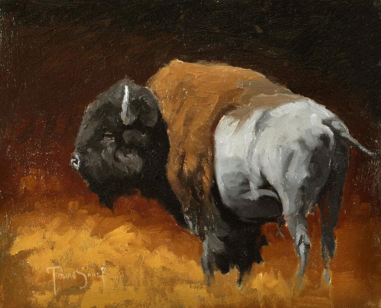Bison #3 (Sold)
