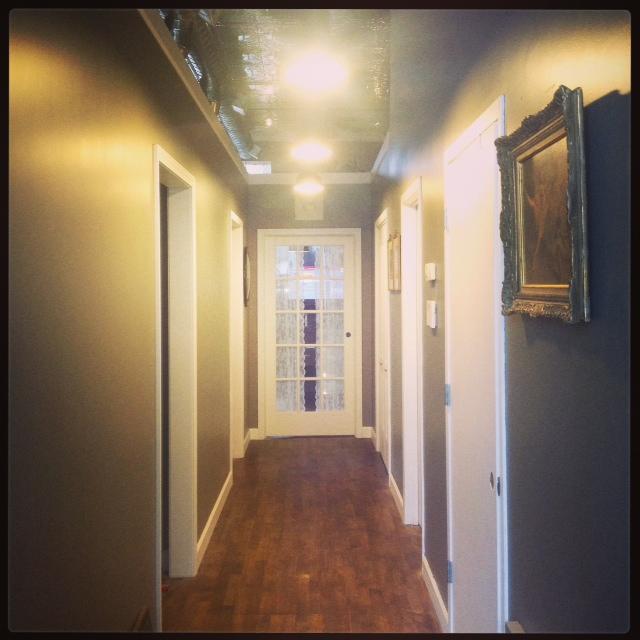 Hallway before doors:rug.JPG