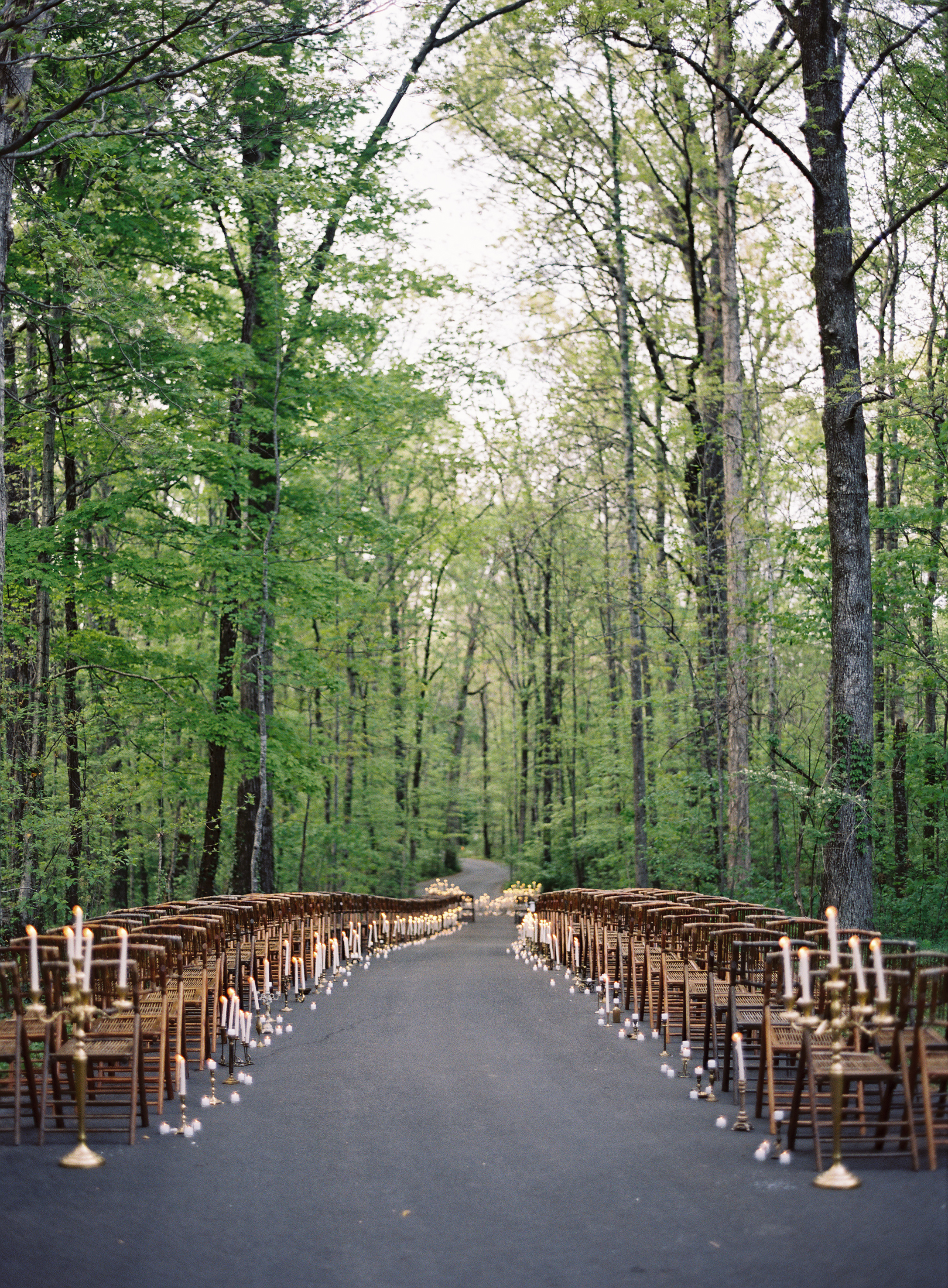 ONCE WED: ROMANTIC CANDLELIT WEDDING INSPIRATION
