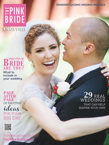 THE PINK BRIDE MAGAZINE: CODY & JOHN BARRY'S WEDDING