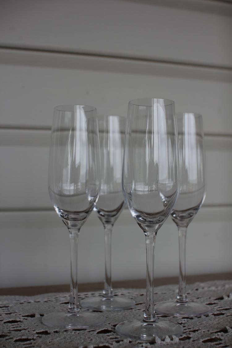 Champagne Flute. -