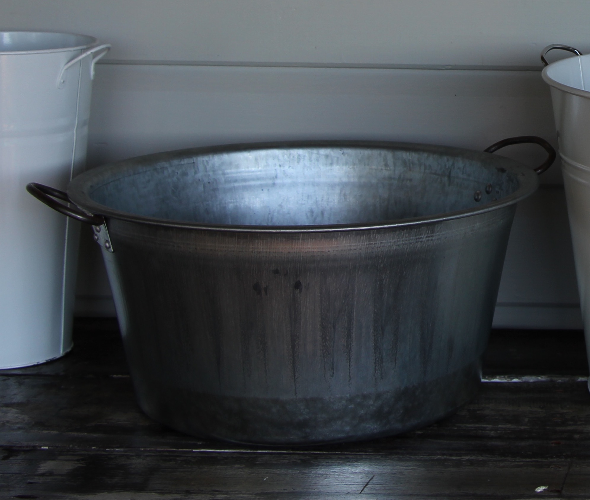 Galvanised Steel Ice tub(40x40x20cm). - Qty 4. $8 each